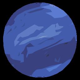 Icono de planeta neptuno