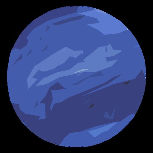 Ícone do planeta Netuno Transparent PNG