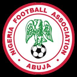 Logotipo del equipo de fútbol de Nigeria