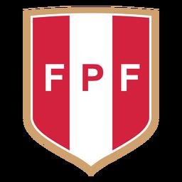 Logotipo da equipe de futebol do Peru