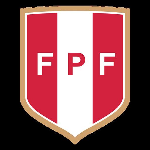 Logo del equipo de fútbol de Perú Transparent PNG