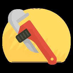 Icono de llave de tubo