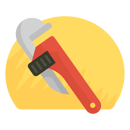 Rohrschlüssel-Symbol