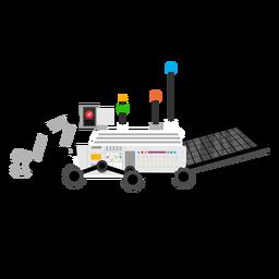 Ícone planetário rover