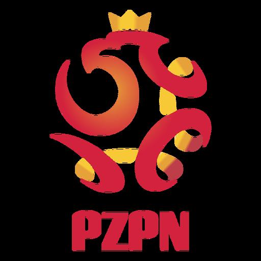 Logo del equipo de futbol de Polonia Transparent PNG