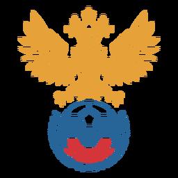 Logo del equipo de futbol de rusia