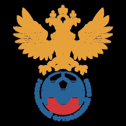 Logotipo da equipe de futebol da Rússia Transparent PNG