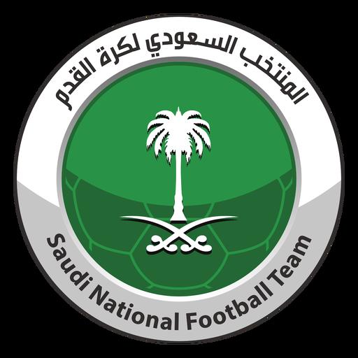 Logotipo da equipe de futebol da Arábia Saudita Transparent PNG
