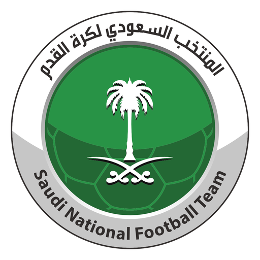 Saudi arabia football team logo Transparent PNG