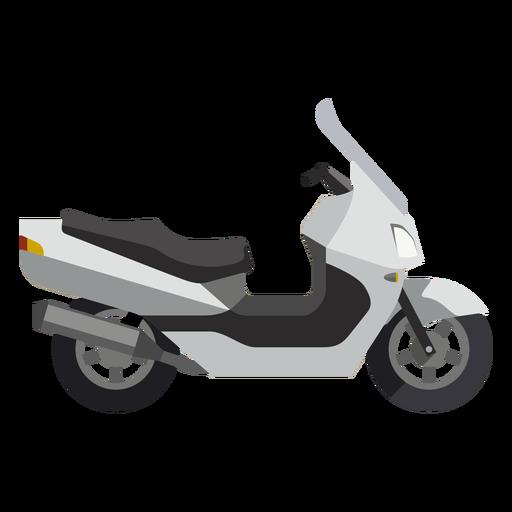 Icono de motocicleta scooter Transparent PNG