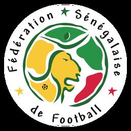 Logotipo del equipo de fútbol de Senegal