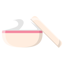 Spa cream icon