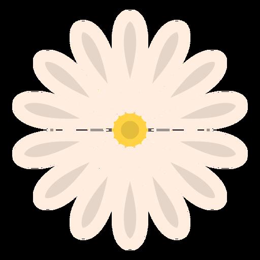 Ícone de flor de spa Transparent PNG