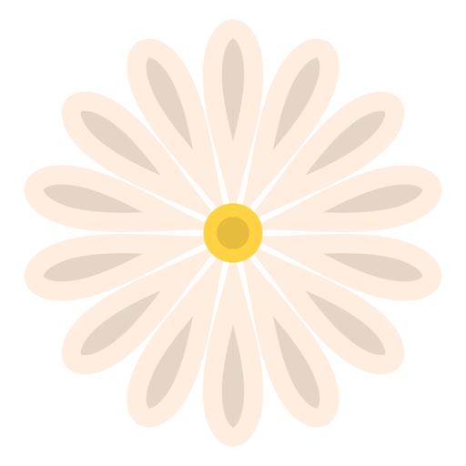 Spa flower icon Transparent PNG