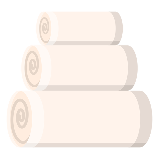 Spa towels icon Transparent PNG
