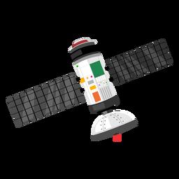 Icono de sonda espacial