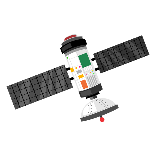 Space probe icon Transparent PNG