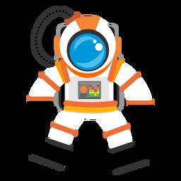 Icono de traje espacial