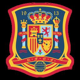 Logo del equipo de futbol de españa