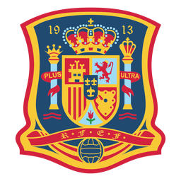 Logotipo del equipo de fútbol de España
