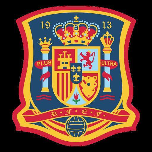 Logo del equipo de futbol de españa Transparent PNG