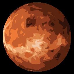Ícone de estrela solar
