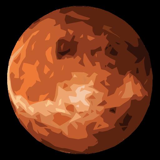Icono de estrella sol