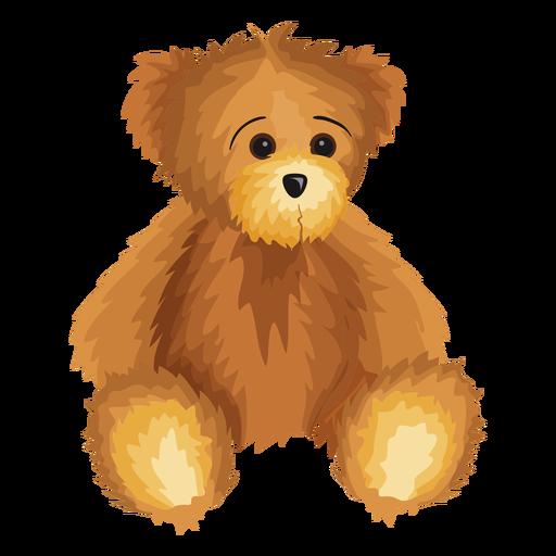 Teddy bear illustration Transparent PNG