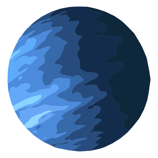 Uranus planet icon Transparent PNG