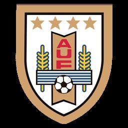 Logotipo da equipe de futebol do Uruguai