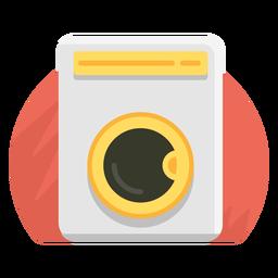 Encanamento ícone máquina de lavar roupa