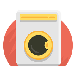 Icono de lavadora fontanería