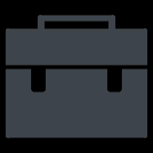 School satchel flat icon