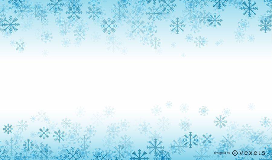 Lindo fundo de inverno