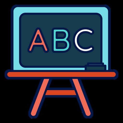 Ícone de quadro de ABC Transparent PNG