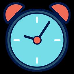 Icono de despertador de la escuela