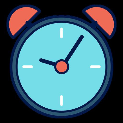 Icono de despertador de la escuela Transparent PNG