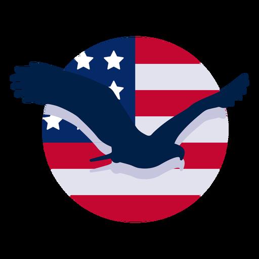 Amerikanischer Adler Gestaltungselement Transparent PNG