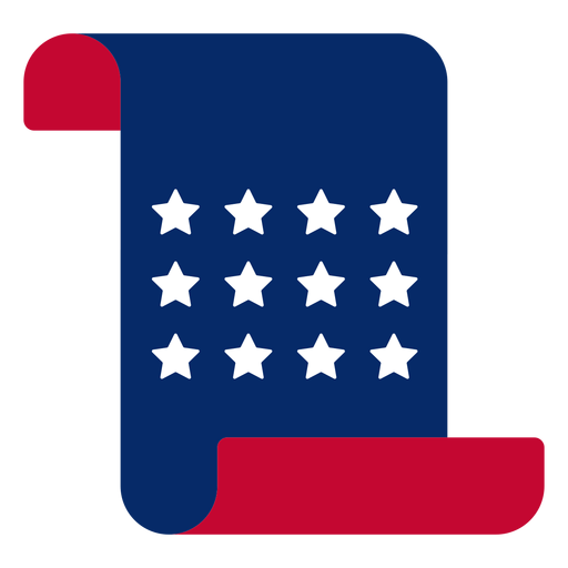American letter element Transparent PNG