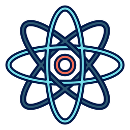 Atom Schulsymbol