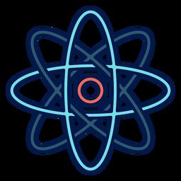 Ícone da escola átomo