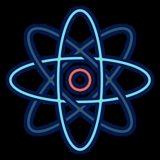 Atom Schulsymbol Transparent PNG