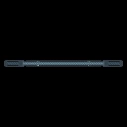 Icono de barra de pesas