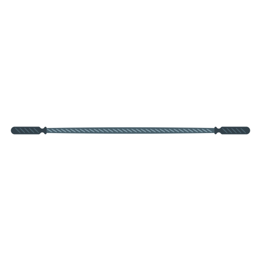 Barbell bar icon Transparent PNG