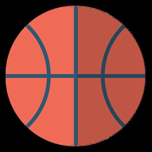 Ilustração de escola de bola de basquete Transparent PNG