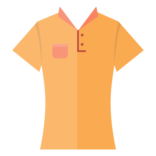 Collar t shirt icon Transparent PNG