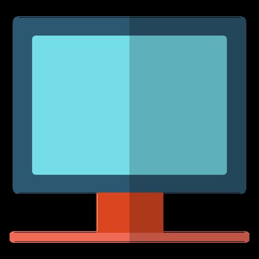 Ilustración de la escuela del monitor de computadora Transparent PNG