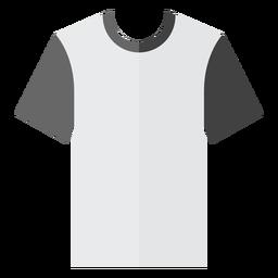 Ícone de camisa de gola de tripulação