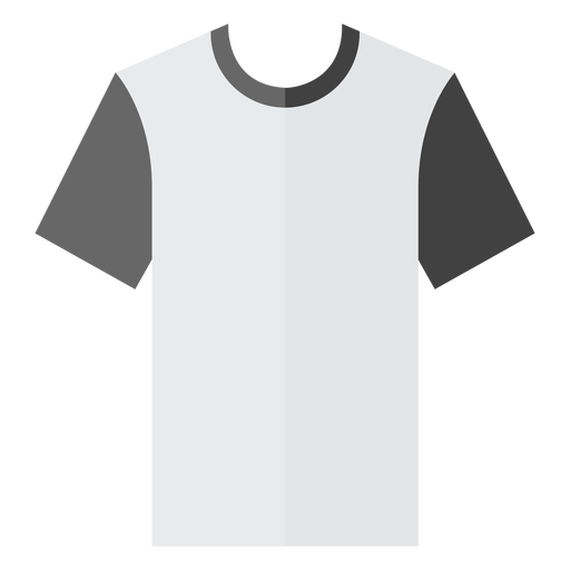 Crew neck t shirt icon Transparent PNG