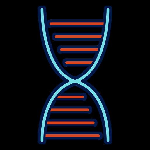 Ícone de escola de cadeia de DNA Transparent PNG